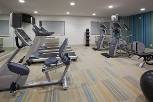 Fitness/ Exercise Room - Holiday Inn Express Hotel & Suites Golden Valley