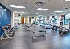 Fitness/ Exercise Room - Residence Inn by Marriott Plymouth