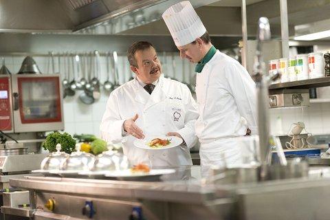 Chef Rene Maeder