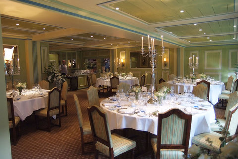 The Green Dining Room
