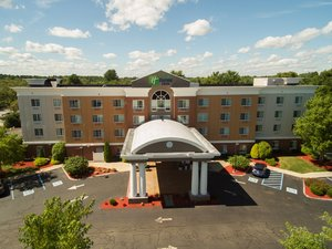 Exterior view - Holiday Inn Express Hotel & Suites Middleboro