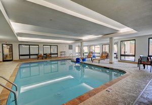 Fitness/ Exercise Room - Courtyard by Marriott Hotel Airport Lafayette