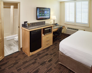 Lobby - LivInn Hotel Maplewood