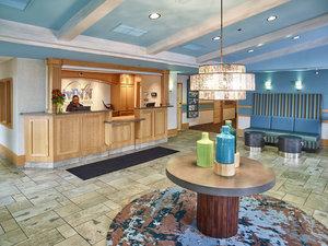 Lobby - LivInn Hotel Fridley