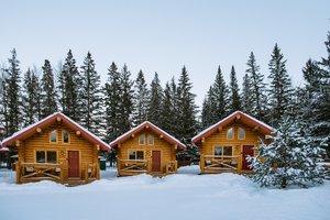 Exterior view - Pocahontas Cabins Jasper