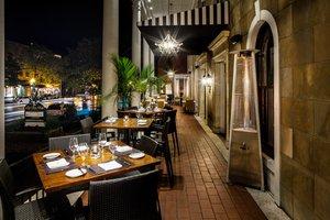Bar - Adelphi Hotel Saratoga Springs