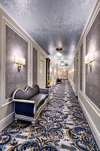 Lobby - Adelphi Hotel Saratoga Springs