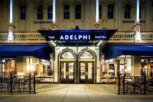 Exterior view - Adelphi Hotel Saratoga Springs
