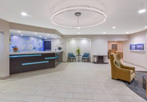 Lobby - SpringHill Suites by Marriott St Louis Park