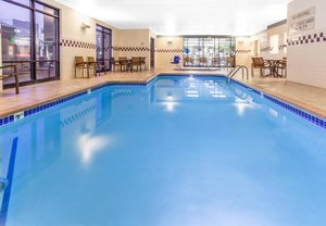 Fitness/ Exercise Room - SpringHill Suites by Marriott St Louis Park