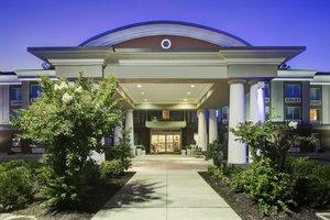 Exterior view - Holiday Inn Express Hotel & Suites Emporia