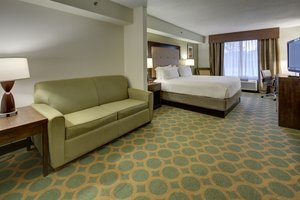 Suite - Holiday Inn Express Hotel & Suites Emporia