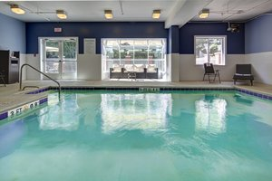 Pool - Holiday Inn Express Hotel & Suites Emporia