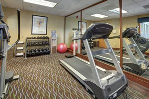 Fitness/ Exercise Room - Holiday Inn Express Hotel & Suites Emporia