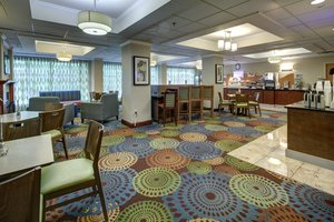 Restaurant - Holiday Inn Express Hotel & Suites Emporia