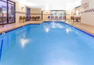 Fitness/ Exercise Room - SpringHill Suites by Marriott Eden Prairie