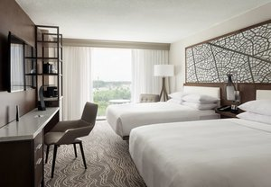 Room - Marriott Hotel Airport Orlando