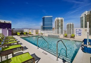 Fitness/ Exercise Room - SpringHill Suites by Marriott Convention Center Las Vegas