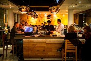 Bar - Hotel Zags Portland