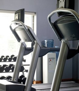 Fitness/ Exercise Room - SpringHill Suites by Marriott Lake Charles