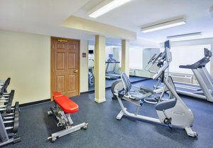 Fitness/ Exercise Room - TownePlace Suites by Marriott Eagan