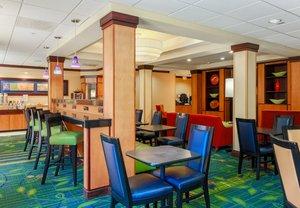 Restaurant - Fairfield Inn & Suites by Marriott Mahwah
