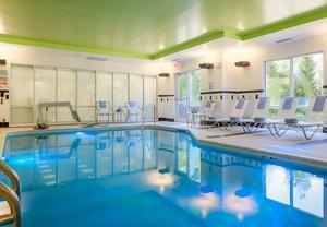 Fitness/ Exercise Room - Fairfield Inn & Suites by Marriott Mahwah