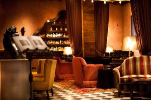 Bar - Gramercy Park Hotel New York