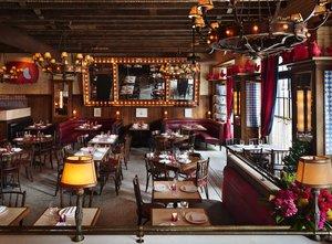 Restaurant - Ludlow Hotel New York