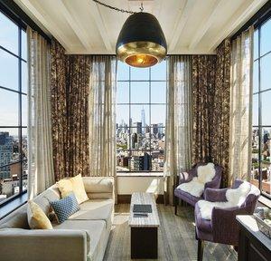 Room - Ludlow Hotel New York