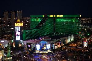 Exterior view - MGM Grand Hotel & Casino Las Vegas