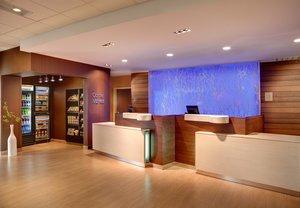 Lobby - Fairfield Inn & Suites by Marriott Woodstock