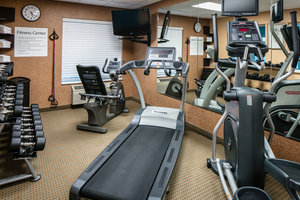 Fitness/ Exercise Room - Holiday Inn Express Hotel & Suites Clinton