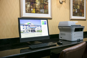 proam - Holiday Inn Express Hotel & Suites Clinton