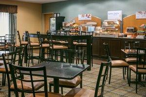 Restaurant - Holiday Inn Express Hotel & Suites Clinton