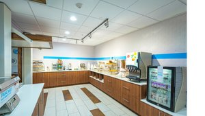 Restaurant - Holiday Inn Express Hotel & Suites Peoria
