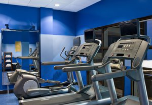 Fitness/ Exercise Room - Four Points by Sheraton Hotel South Winnipeg
