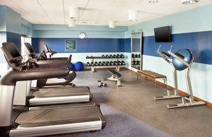 Fitness/ Exercise Room - Four Points by Sheraton Hotel Scranton