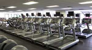 Fitness/ Exercise Room - Four Points by Sheraton Hotel Wakefield