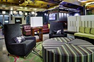 Bar - Aloft Hotel BWI Airport Linthicum
