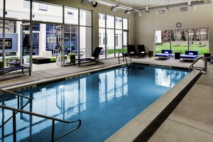 Pool - Aloft Hotel BWI Airport Linthicum