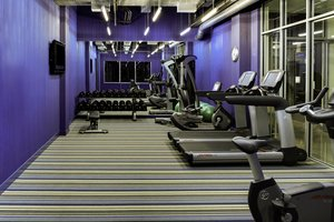 Fitness/ Exercise Room - Aloft Hotel BWI Airport Linthicum