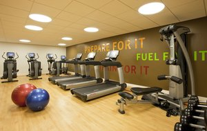 Fitness/ Exercise Room - Sheraton Hotel Eatontown