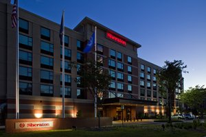 Exterior View Sheraton Hotel Dulles Airport Herndon