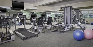 Fitness/ Exercise Room - Four Points by Sheraton Hotel & Casino Caguas