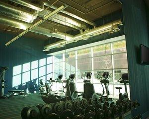 Fitness/ Exercise Room - Aloft Hotel Minneapolis