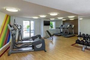 Fitness/ Exercise Room - Sheraton Hotel Metairie