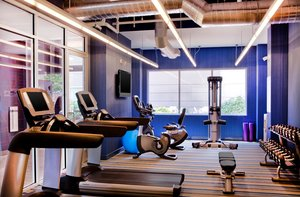 Fitness/ Exercise Room - Aloft Hotel Arundel Mills Hanover
