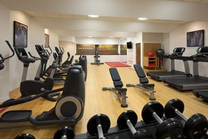 Fitness/ Exercise Room - Sheraton Hotel Tech Center Englewood