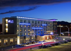 Exterior view - Aloft Hotel Broomfield